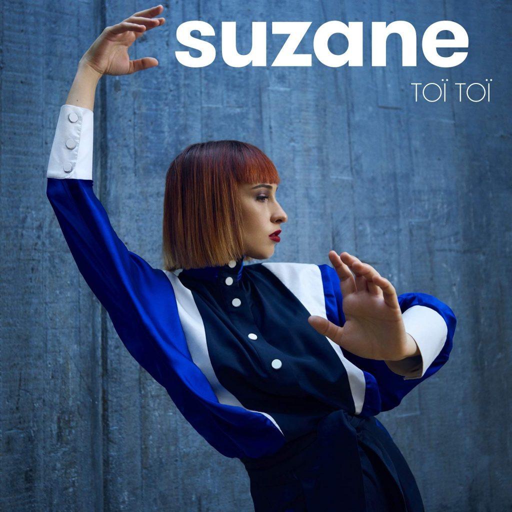 Albums de l'année 2020. Suzane Album Toï Toï