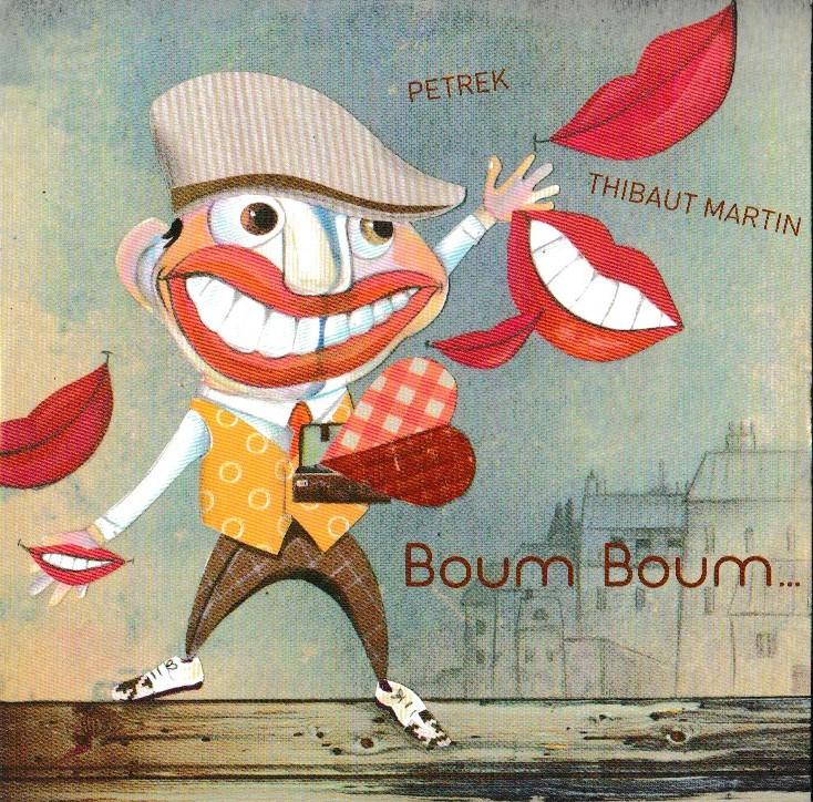 CD Boum Boum