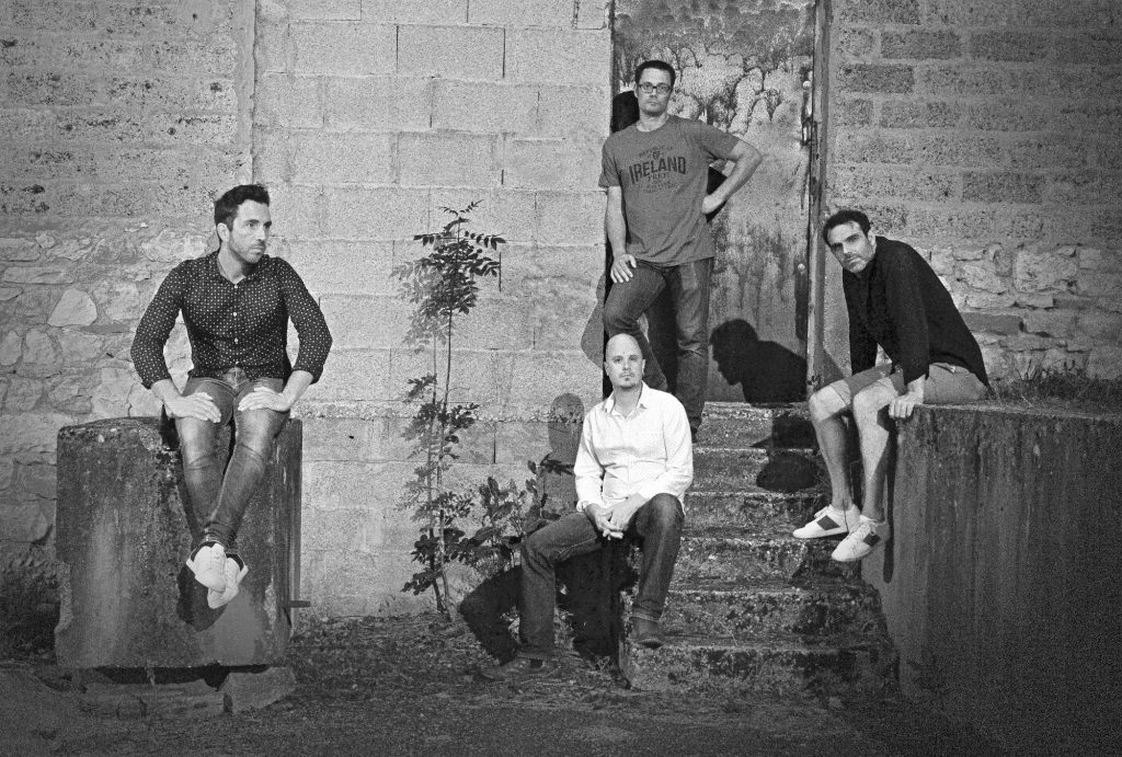 Astoria, groupe de rock de Bourg-en-Bresse.
