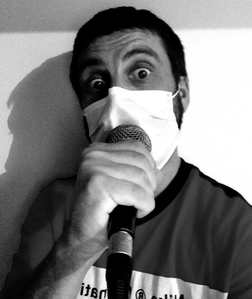 Rimé masqué