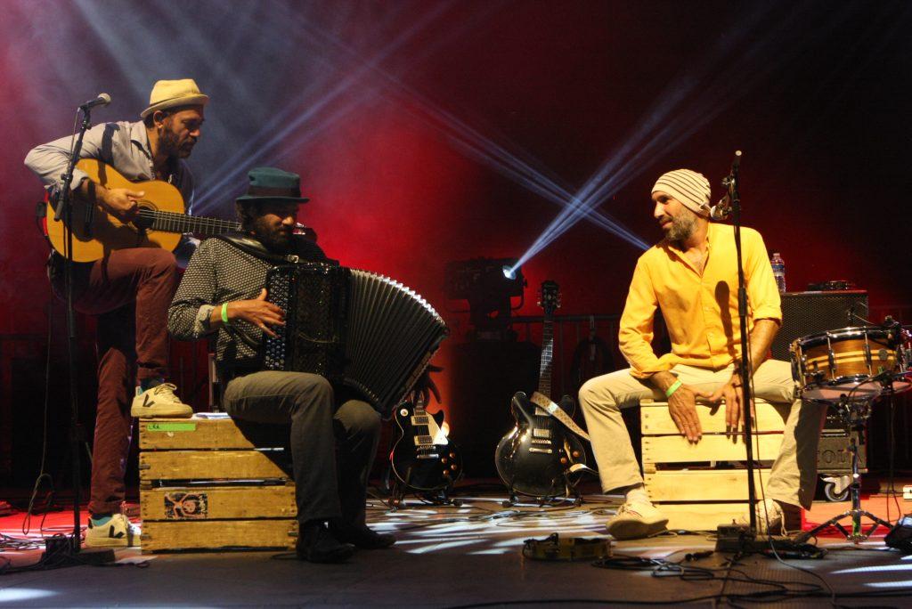 La Rue Kétanou aux Musicales de Villars-les-Dombes