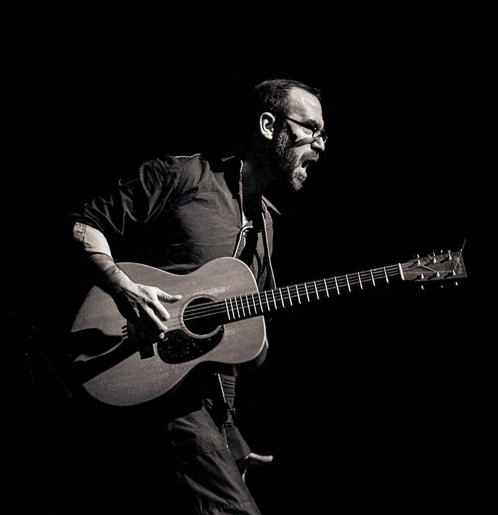 Erwan Pinard 6 octobre 2020 au Théâtre de Bourg.