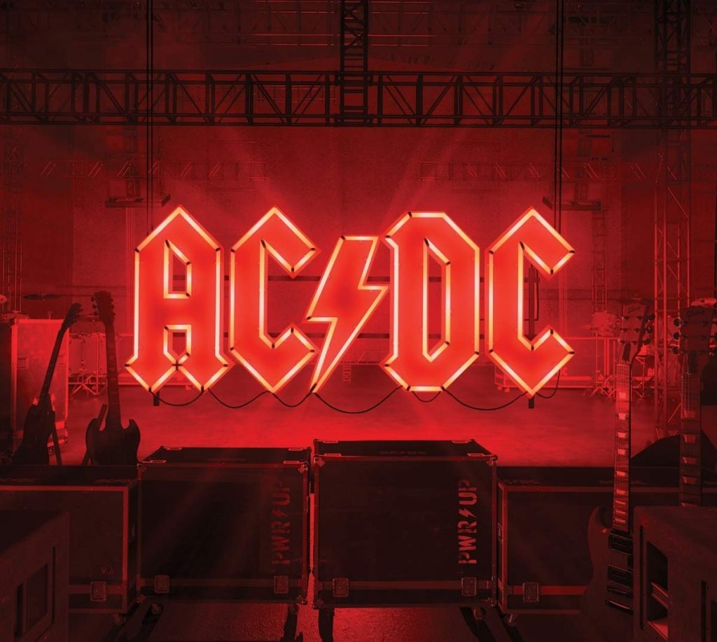 Chroniques albums. ACDC Power Up