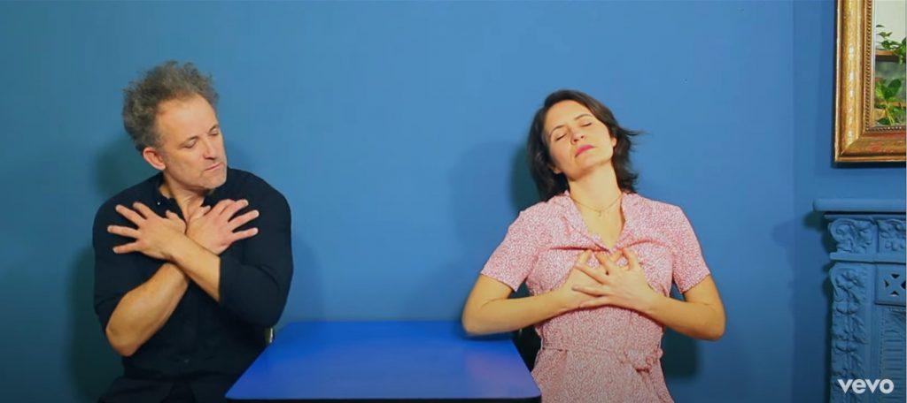 Victoires de la Musique. Le clip made in Bresse de Michel Jonasz. Les réalisateurs Yves Le Coz et Amélie de La Fontaine