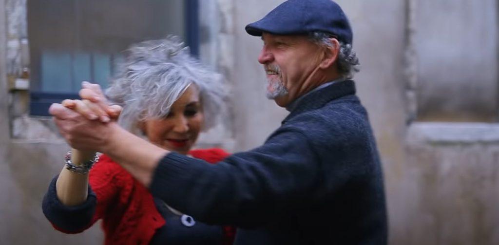 Victoires de la Musique. Le clip made in Bresse de Michel Jonasz. Pierrette et Gérard Chagnard
