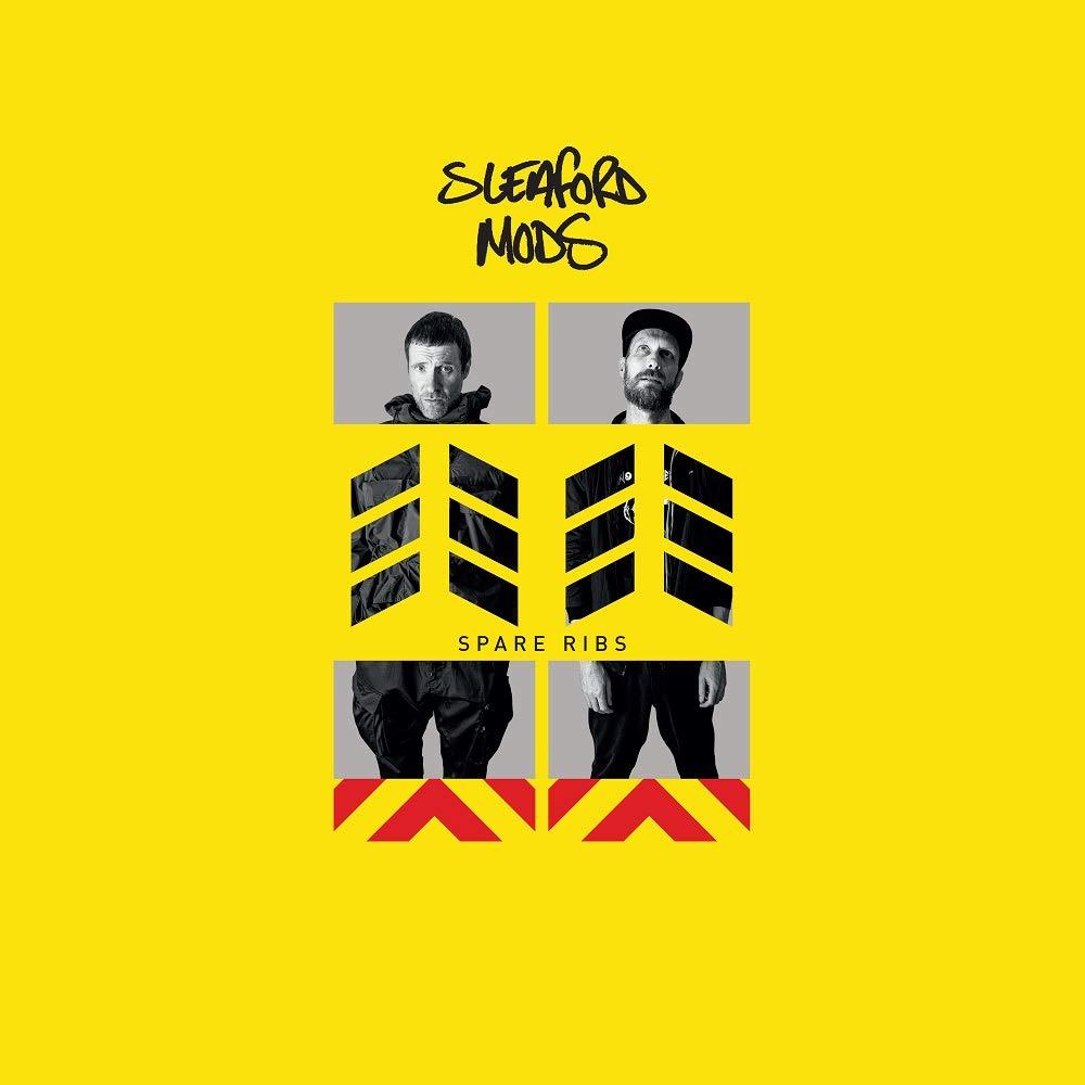 Sleaford Mods album Spare Ribs