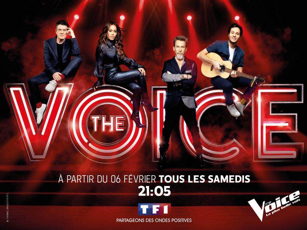 Nico Sarro à The Voice. Les jurés.