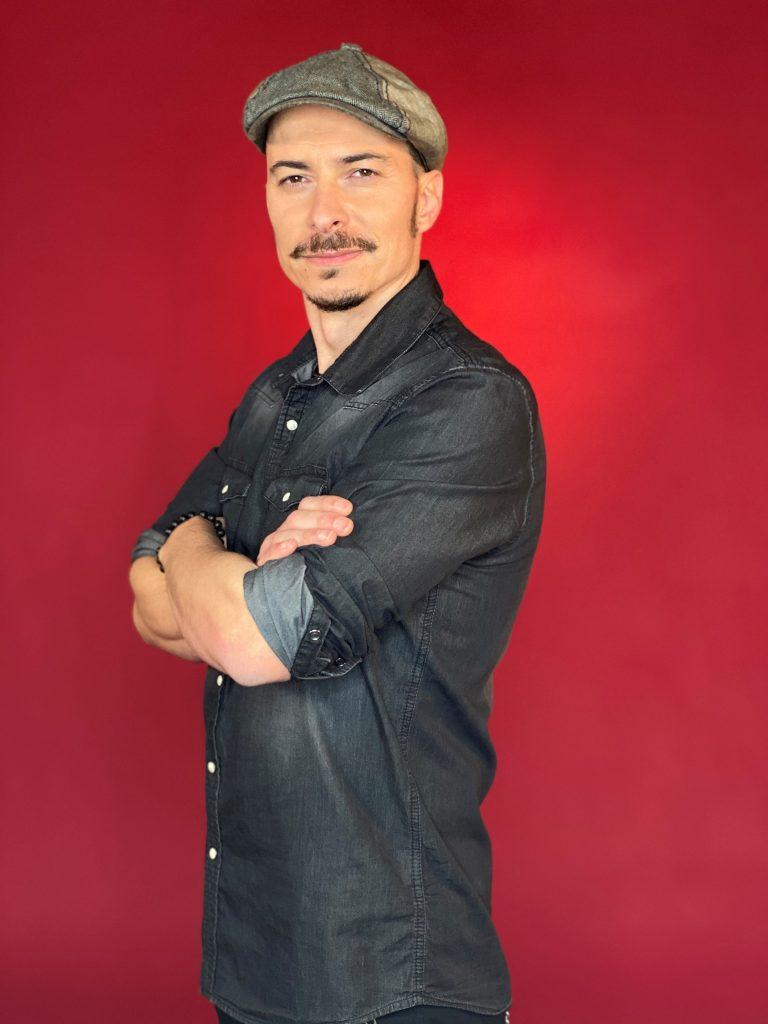 Nico Sarro aux battles de The Voice